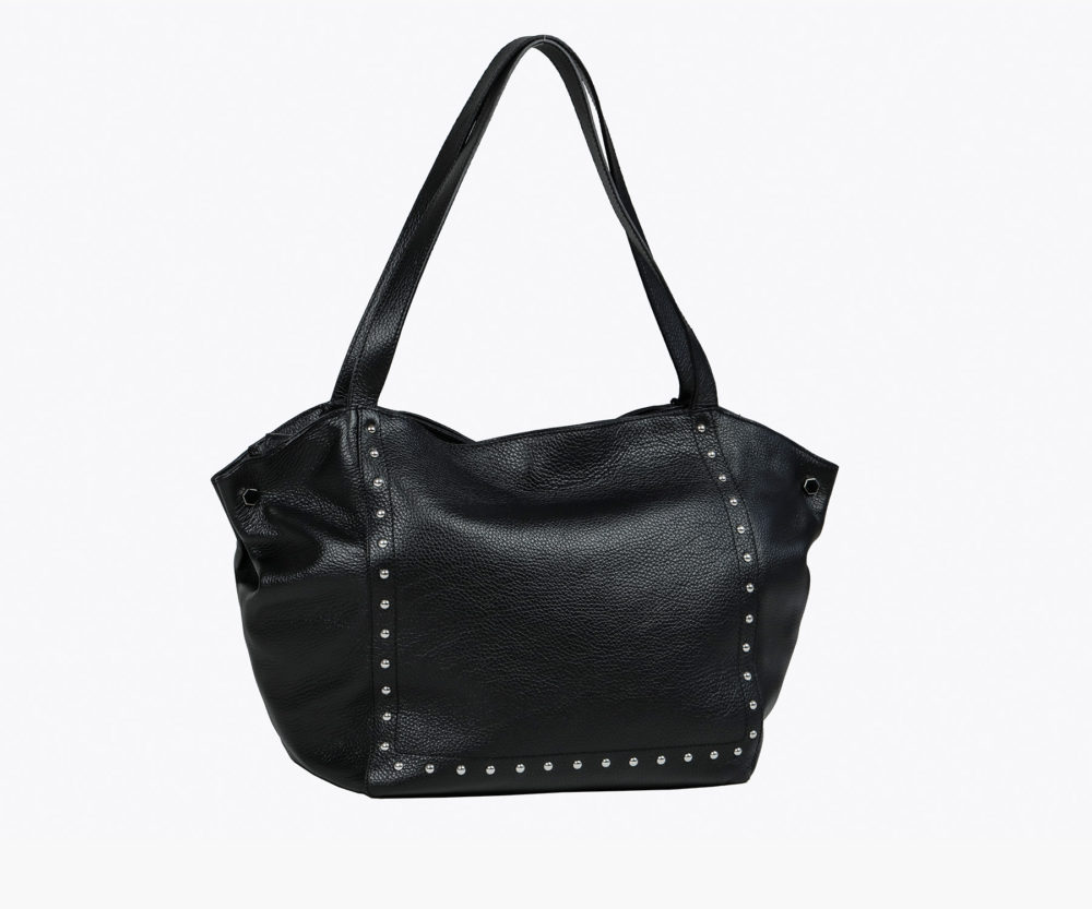 Adele Vivian - Leather Bags - Venia Black
